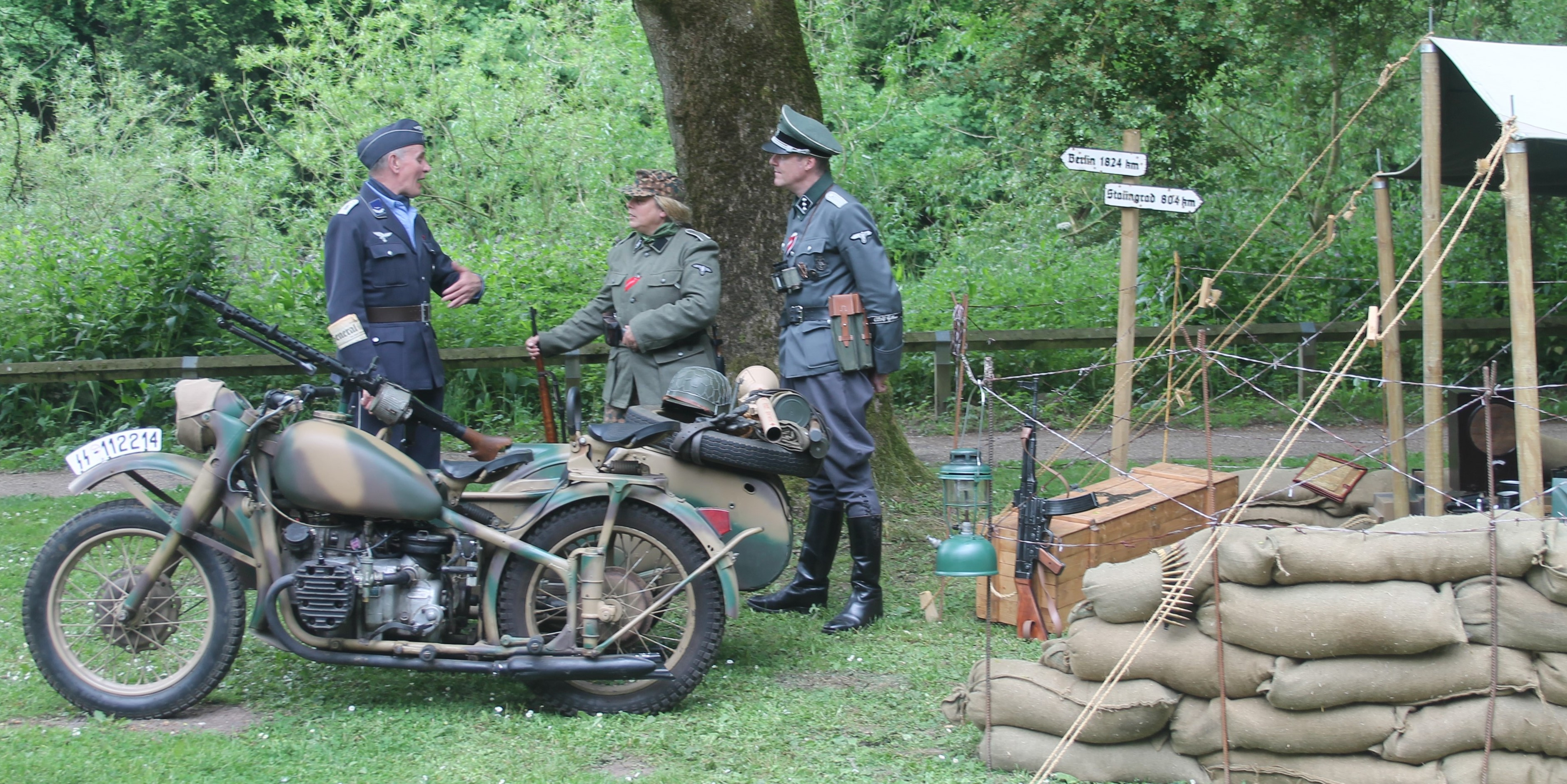 ww2-ironbridge Germans